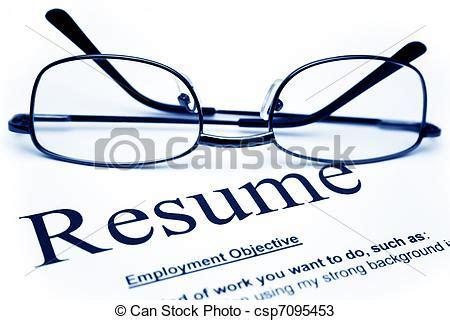 How write a resume cv